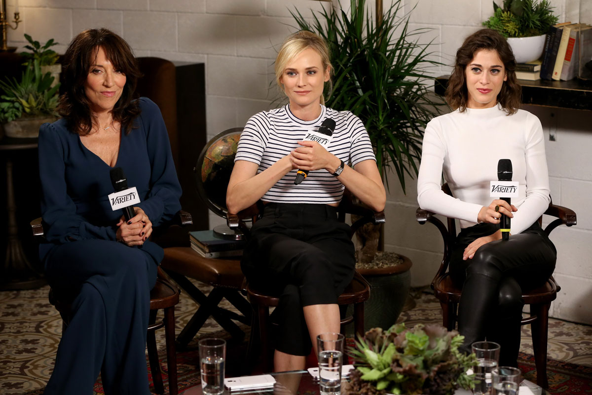 Lizzy Caplan at Variety Studio, Day 2 West Hollywood