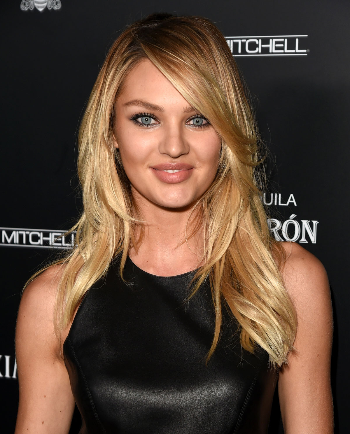Candice Swanepoel attends Maxim Hot 100 Women of 2014 celebration