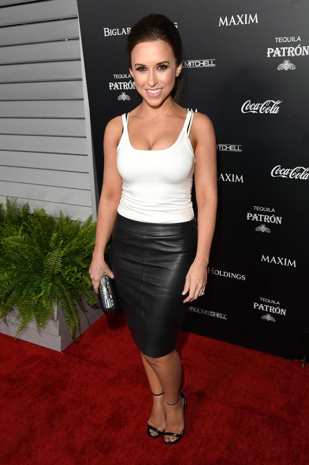 Lacey Chabert attends Maxim Hot 100 Women Of 2014 Celebration