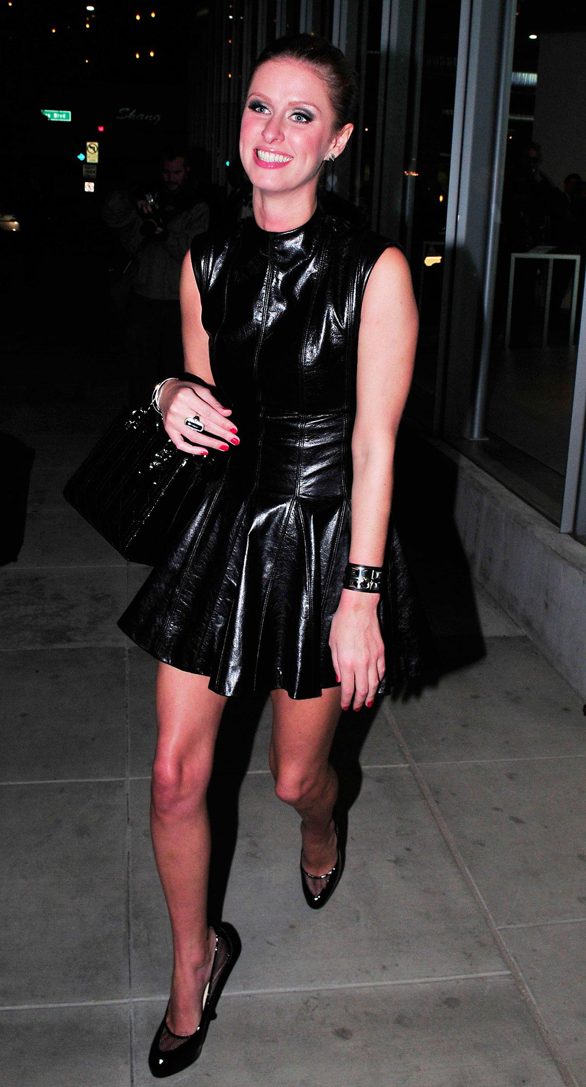 Nicky Hilton out in LA