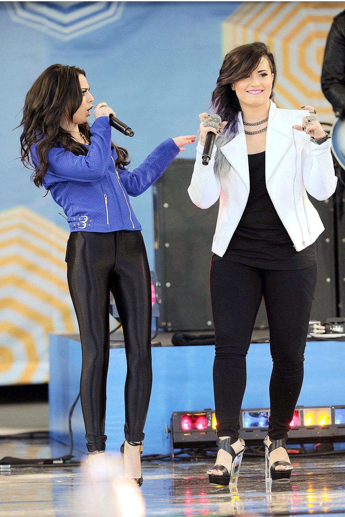 Cher Lloyd at Good Morning America