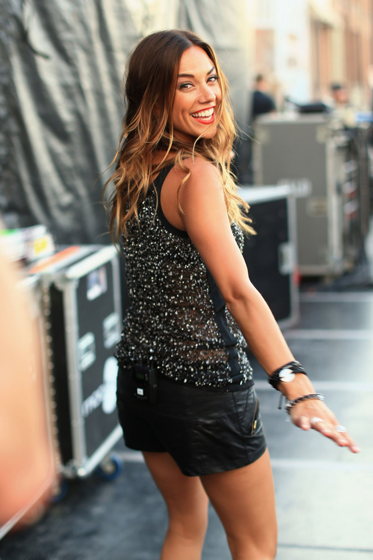 Jana Kramer performs at Rodney Atkins 4th Annual Music City