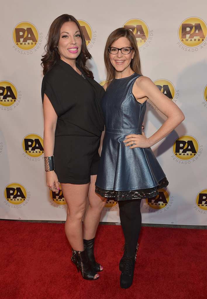 Lisa Loeb attends The Pensado Awards at Fairmont Miramar Hotel