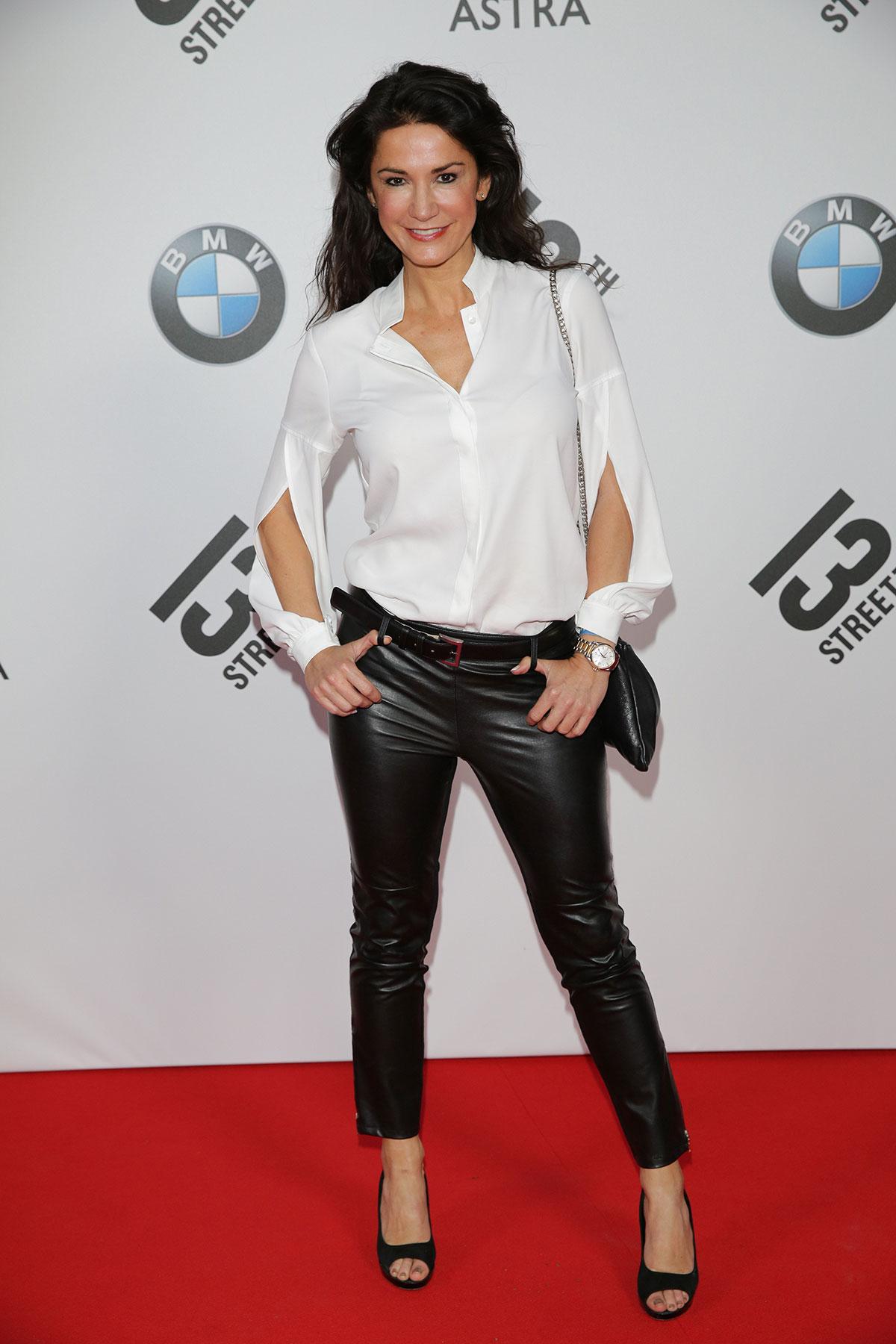 Mariella Ahrens attends Shocking Shorts Award