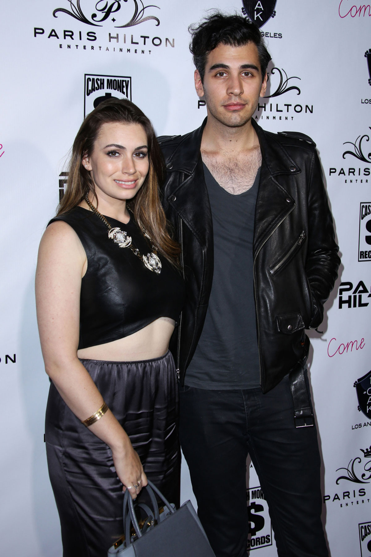 Sophie Simmons attends Paris Hilton new single Come Alive release party