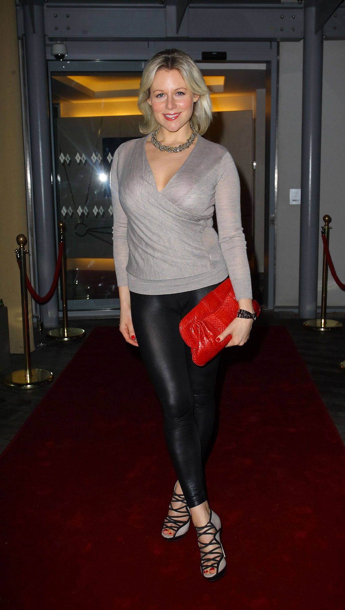 Abi Titmuss attends Hestia Charity Single Launch