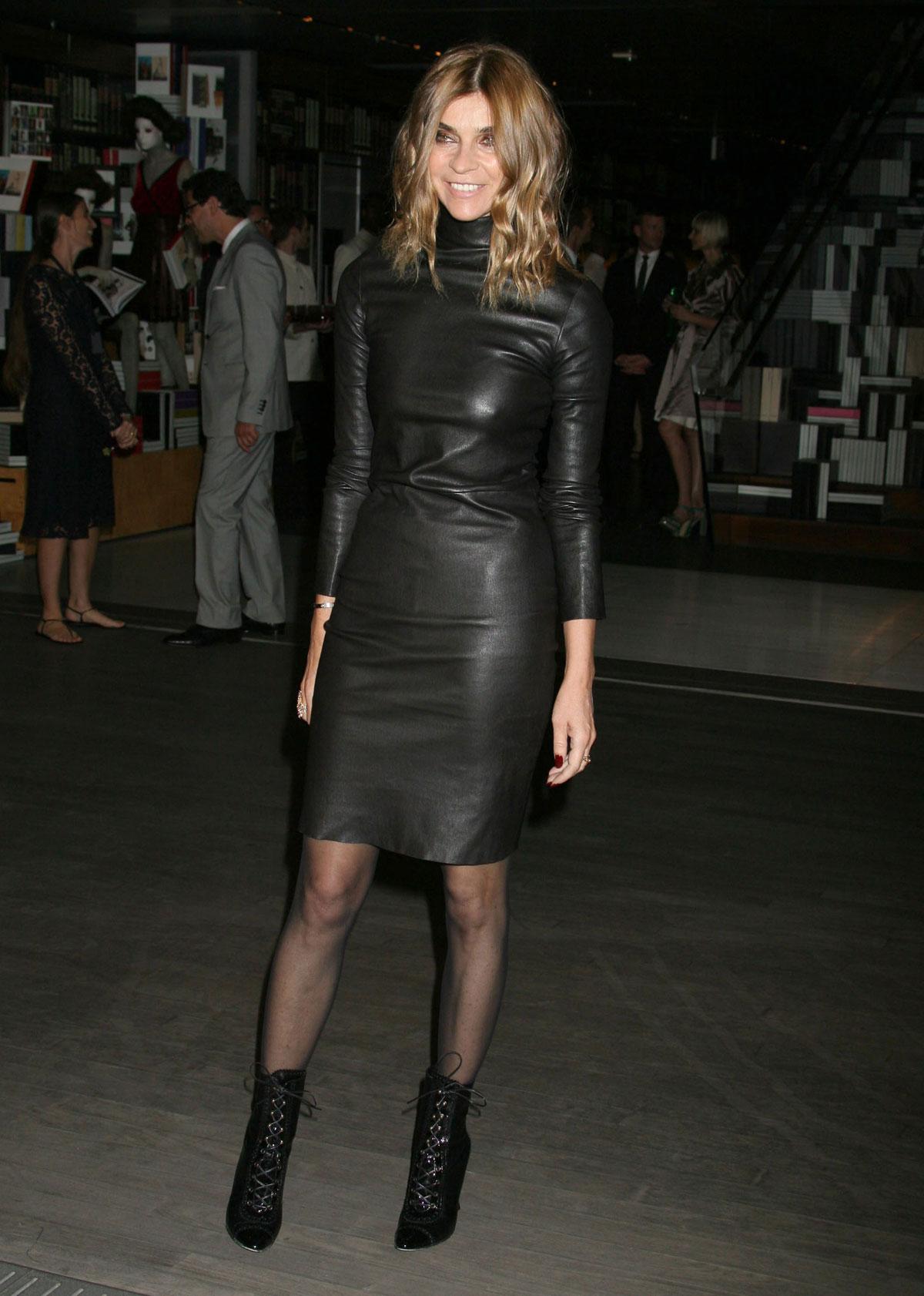 Carine Roitfeld attends Prada book launch cocktail