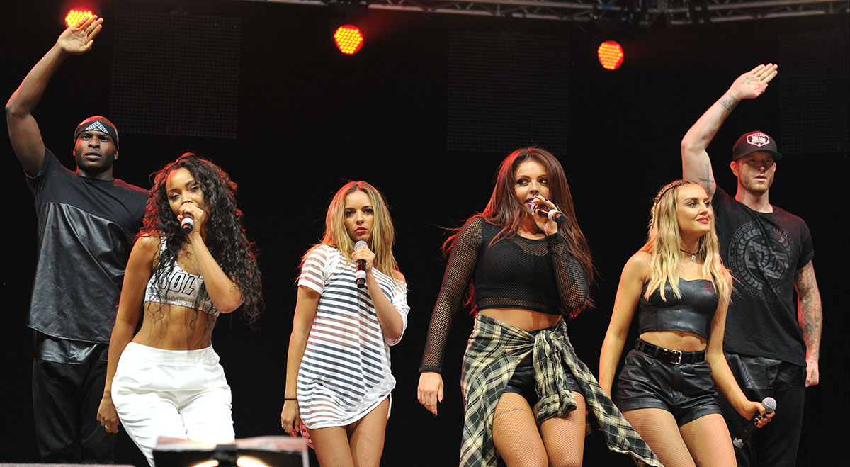Little Mix perform at FM Summer Live Sheffield
