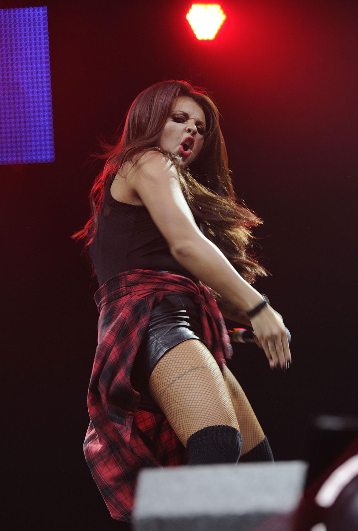 Little Mix perform at Key 103 Summer Live