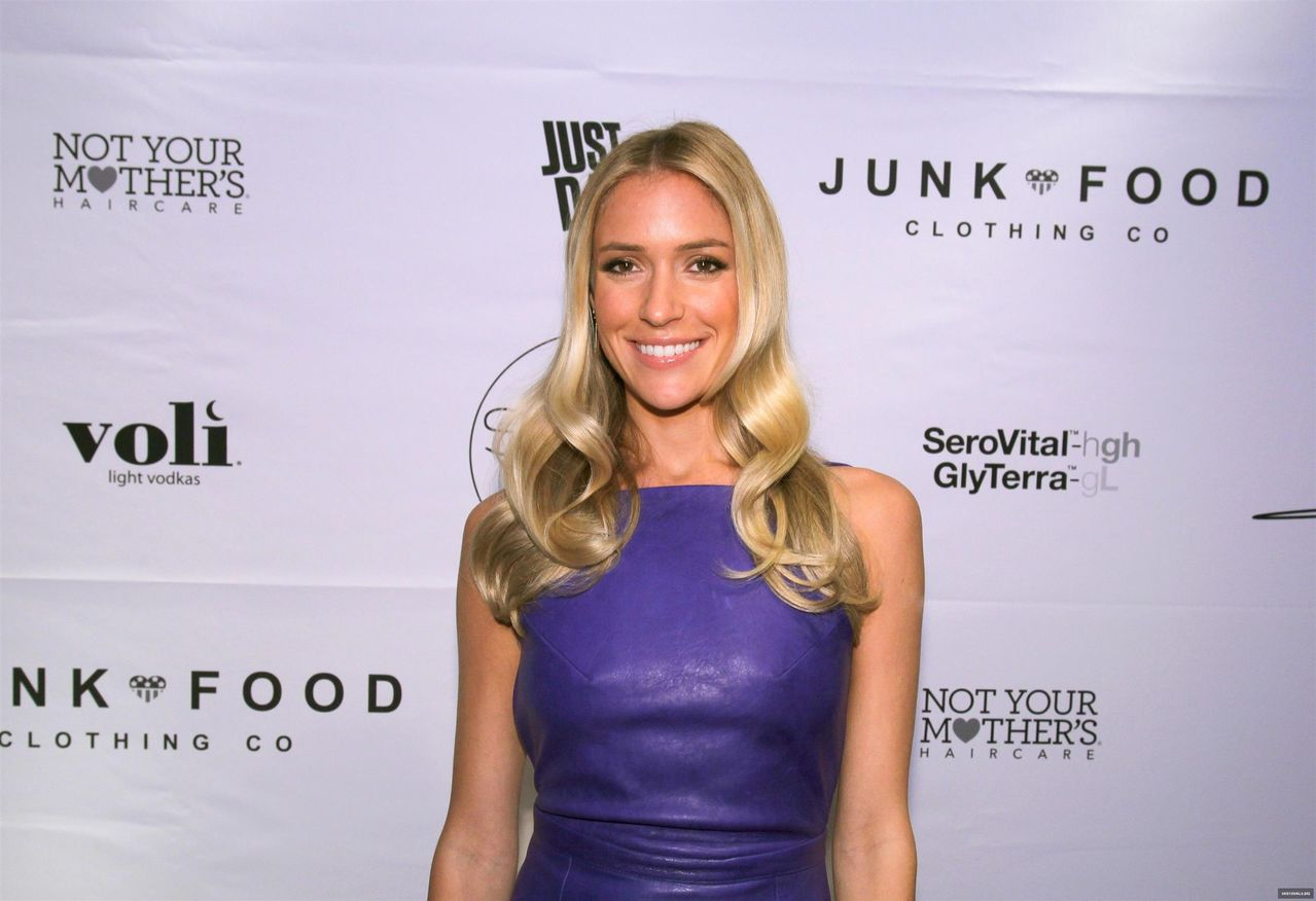 Kristin Cavallari at the STYLE360 After-party Celebrating Junk Food