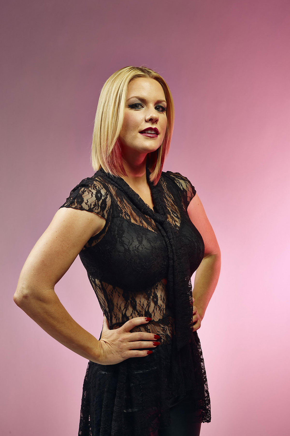 Carrie Keagan attends The Samsung Galaxy VIP Lounge during Comic-Con