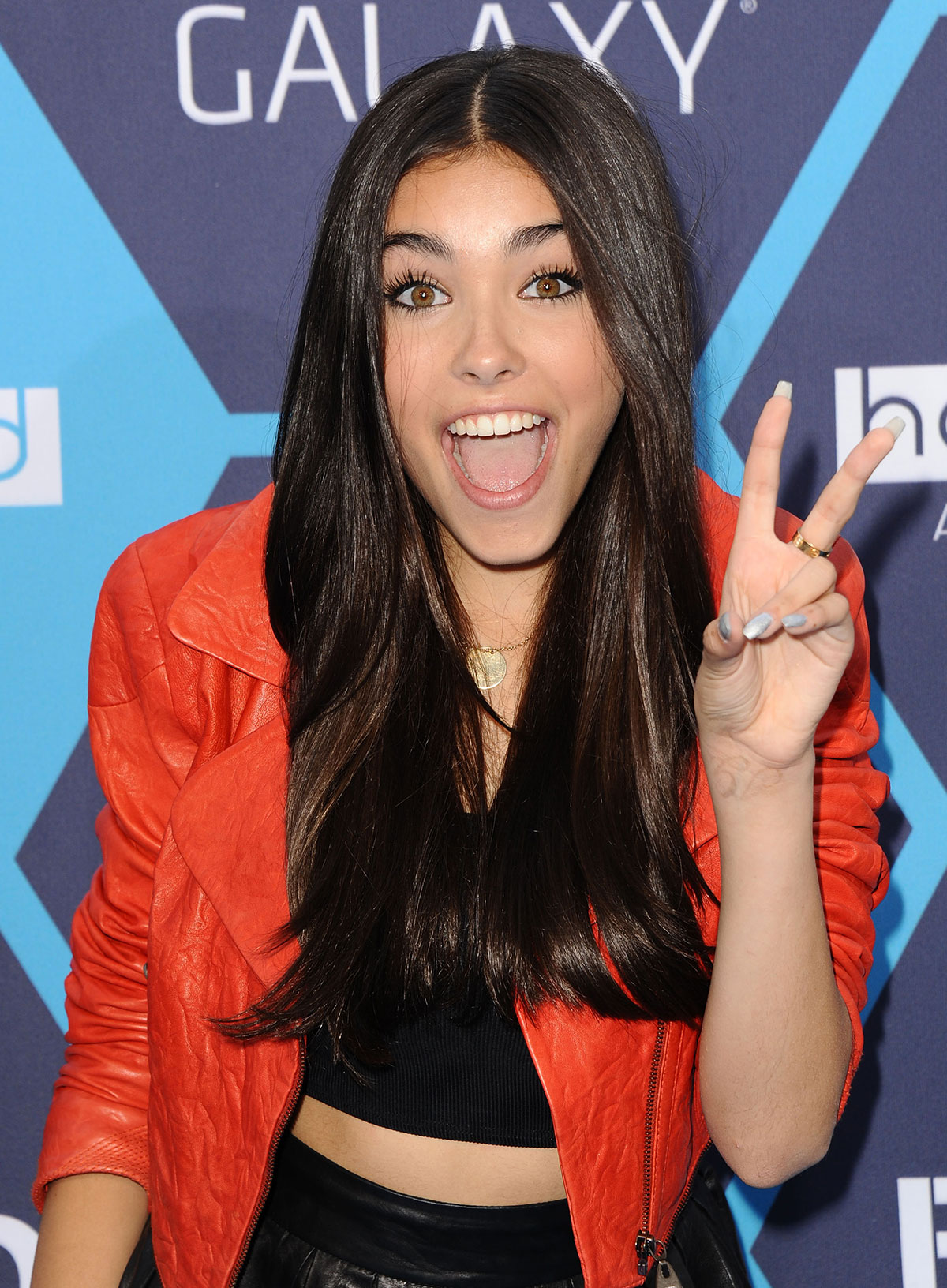 Madison Beer attends 2014 Young Hollywood Awards