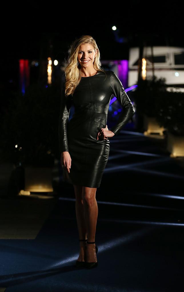 Laura Csortan attends the Princess Yachts launch evening