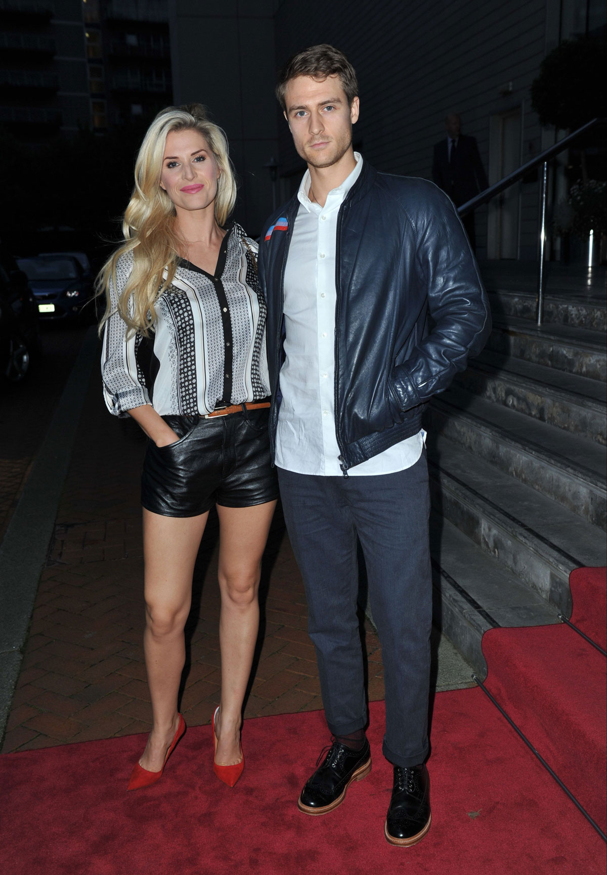Sarah Jayne Dunn attends MEN Diary Party in Manchester