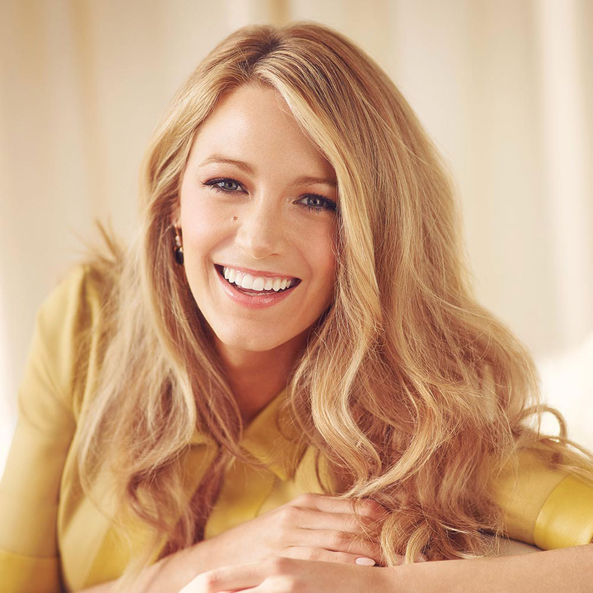 Blake Lively photoshoot for Gucci 2014
