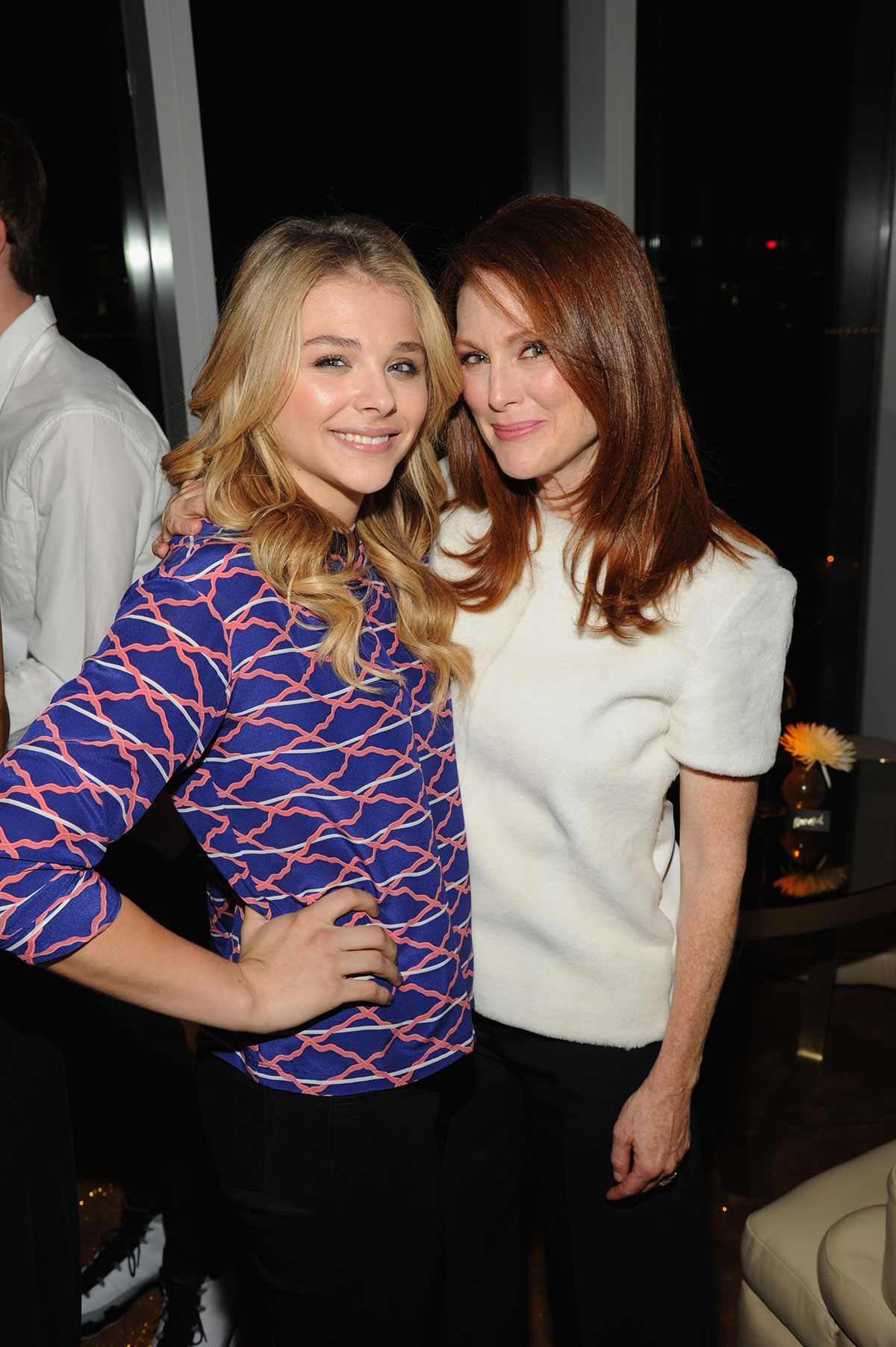 Chloe Moretz attends NBA 2K15 Launch Celebration in New York