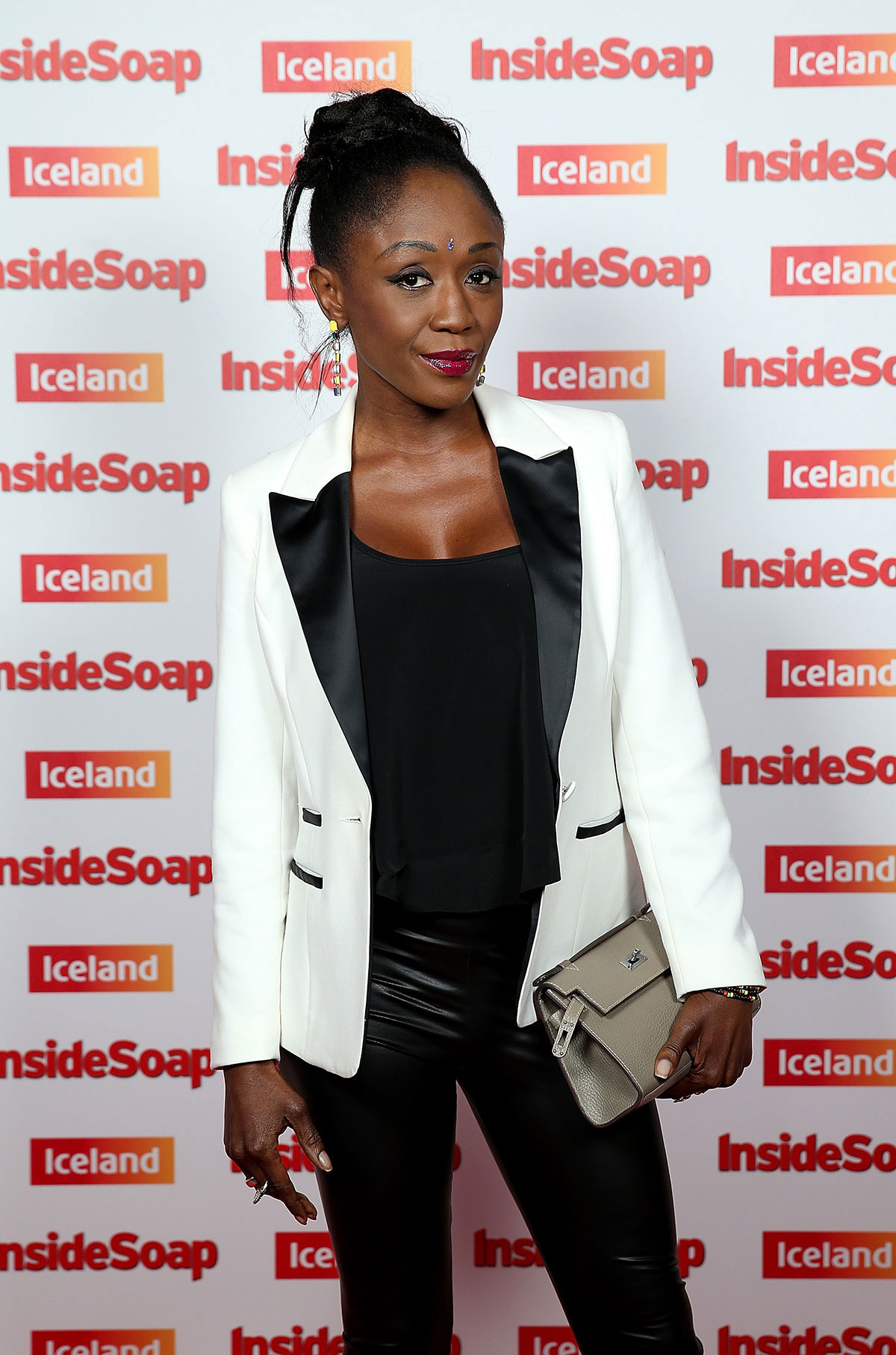 Diane Parish attends The Inside Soap Awards
