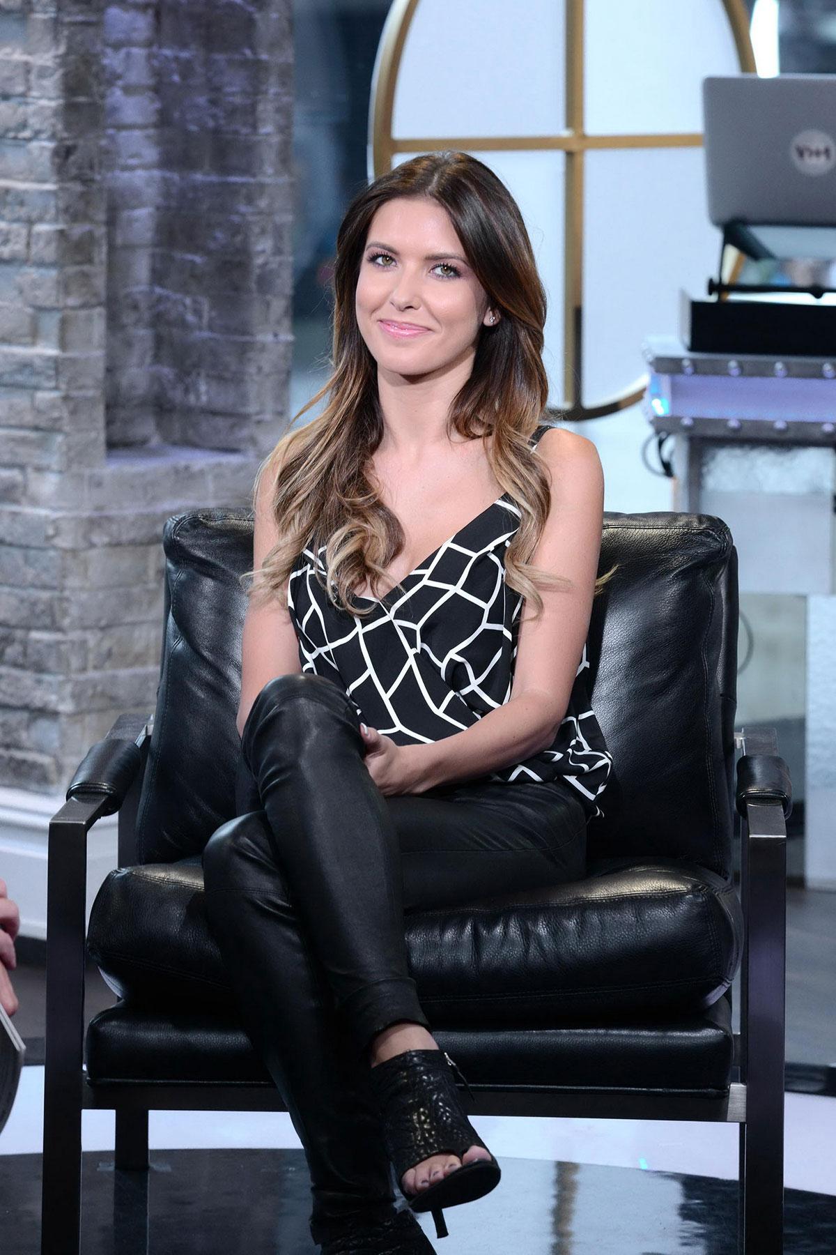 Audrina Patridge attends VH1 Big Morning Buzz