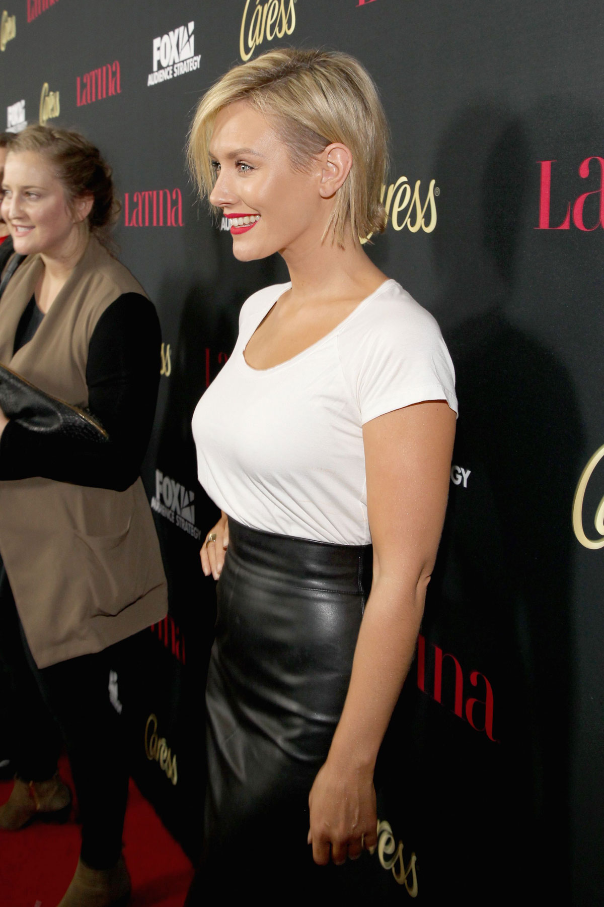 Nicky Whelan attends LATINA Magazine's 'Hollywood Hot List' party