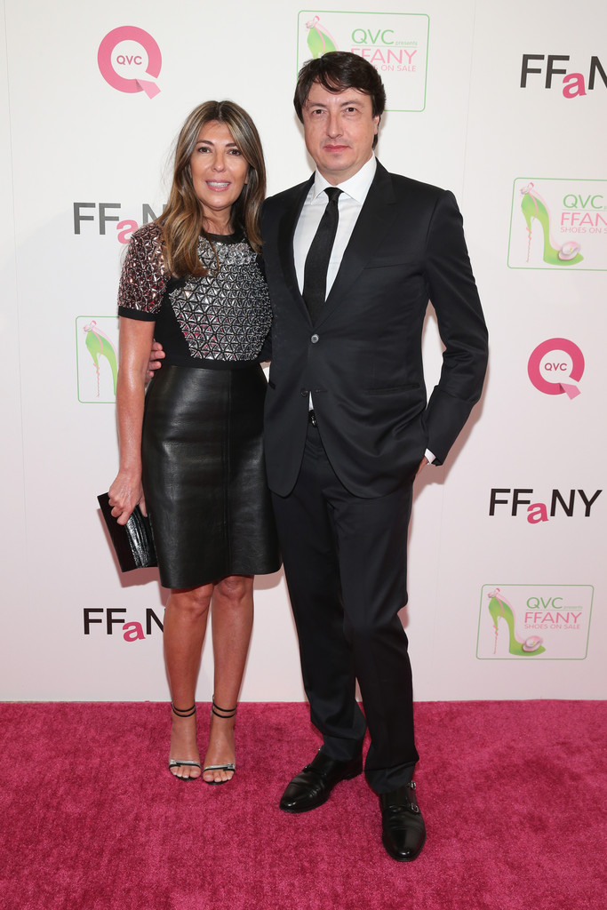Kelly Bensimon & Nina Garcia attend QVC presents FFANY Shoes on Sale