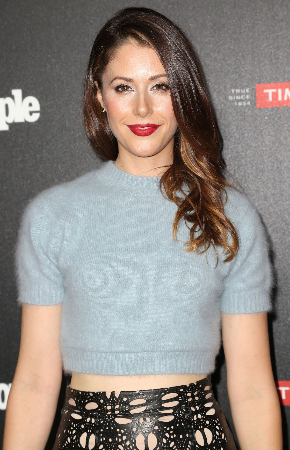 Amanda Crew attends People Ones To Watch Event