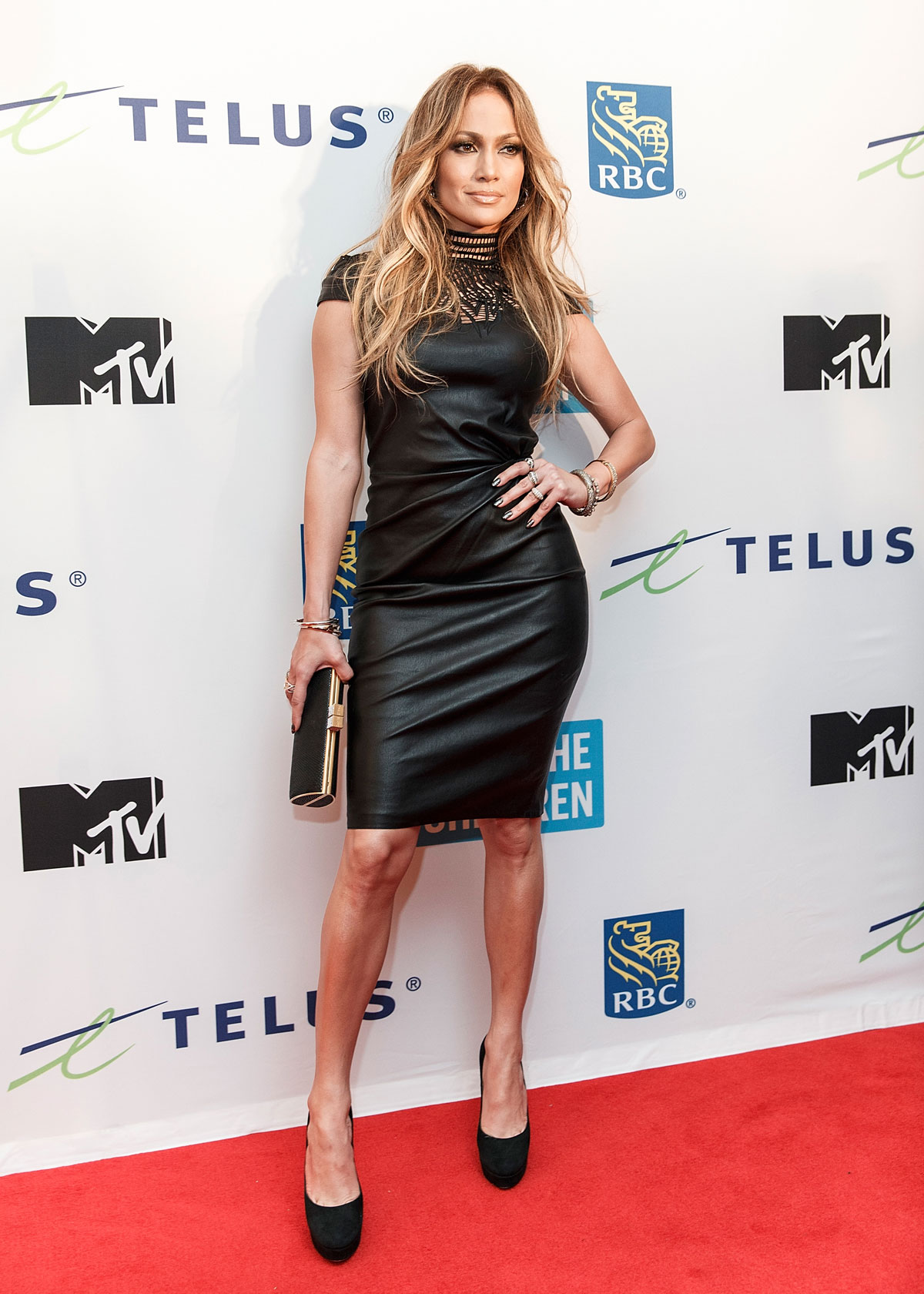 Jennifer Lopez attends We Day Event in Vancouver