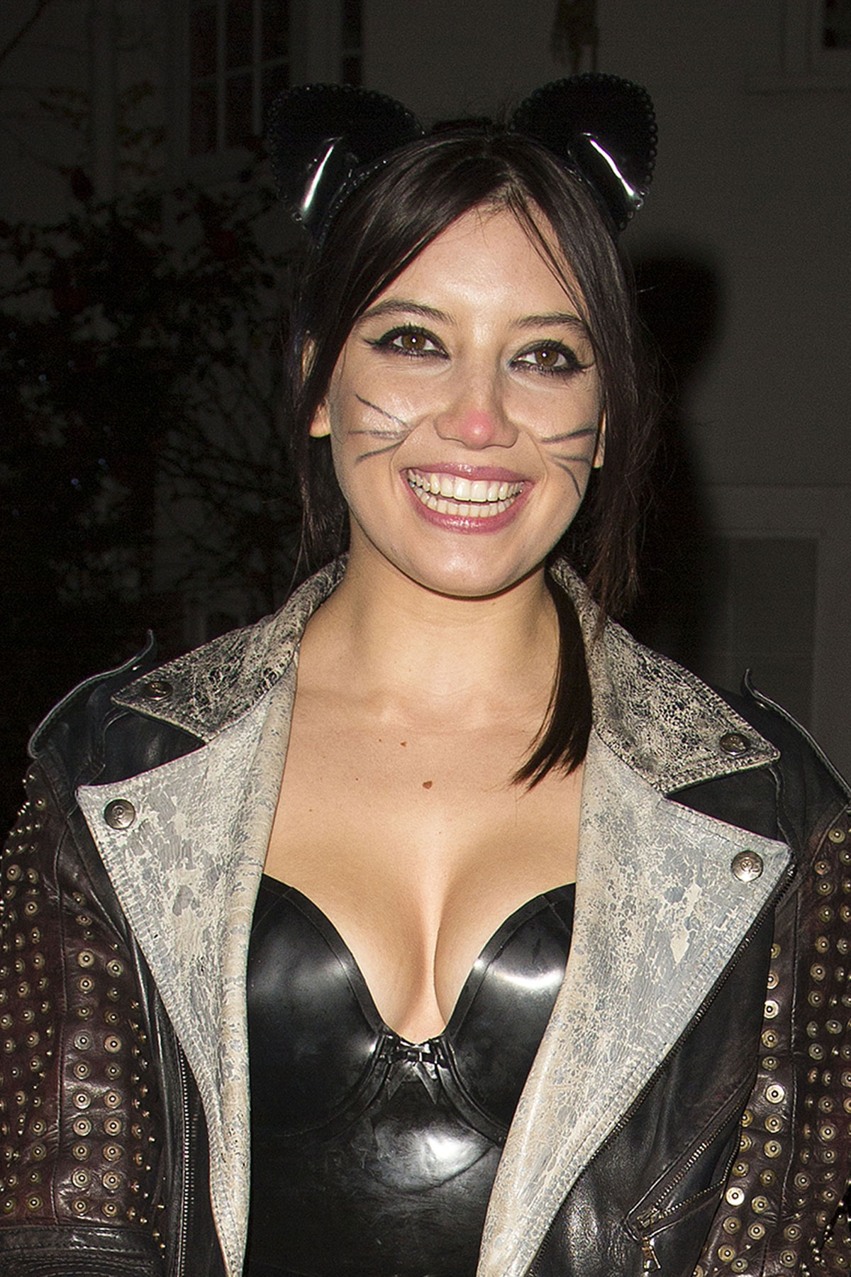Daisy Lowe attends Death of a Geisha Halloween Party