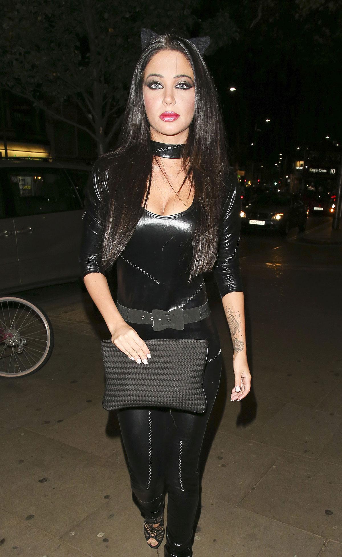 Gallery - Leather Celebrities Megan Fox 13