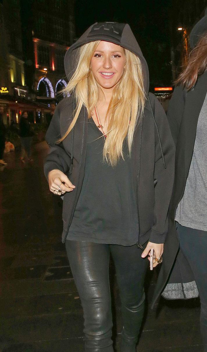 Ellie Goulding leaves Capital FM Radio station