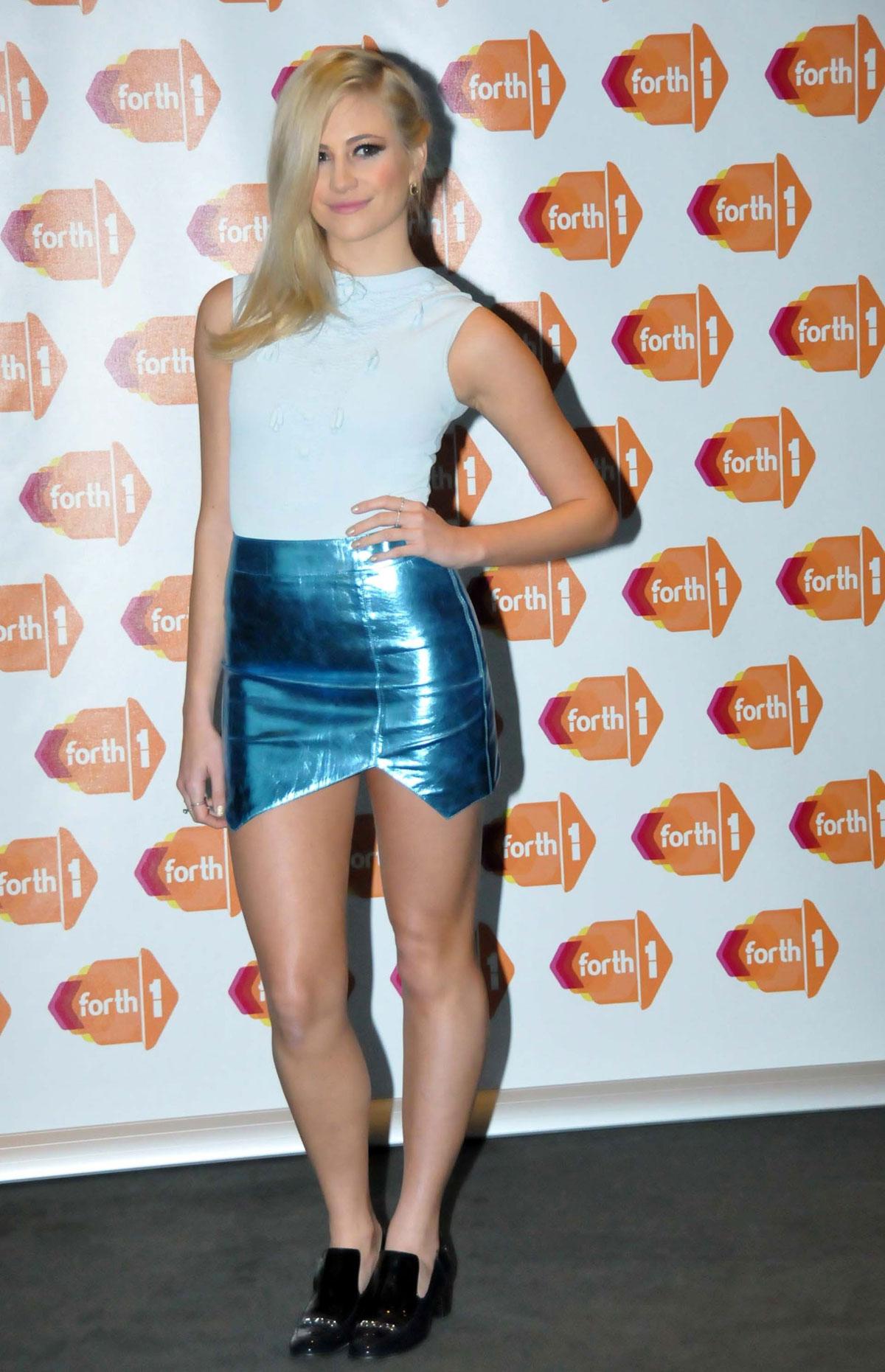 Pixie Lott attends Radio Forth awards