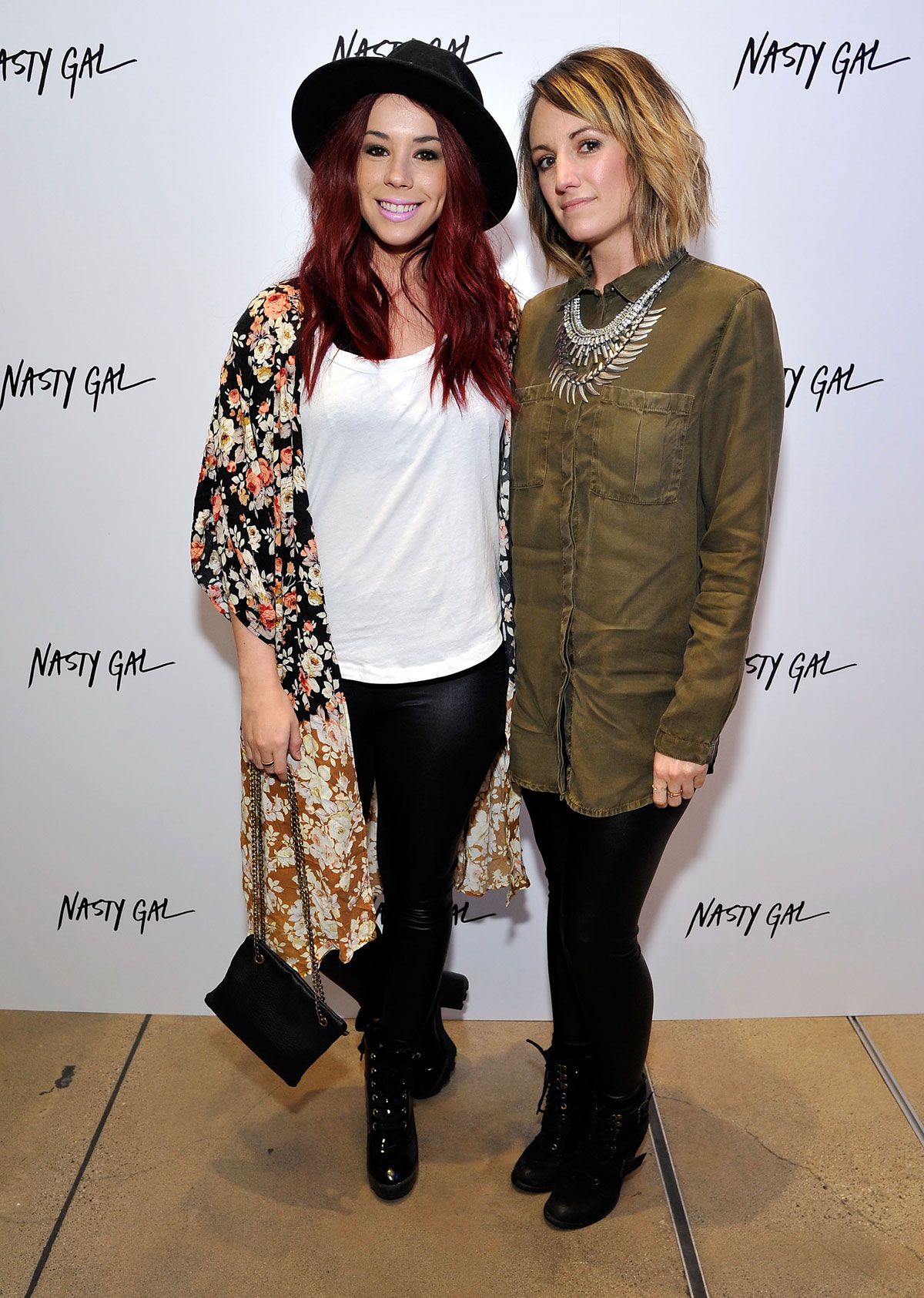 Jillian Rose Reed attends Nasty Gal Melrose Store Launch