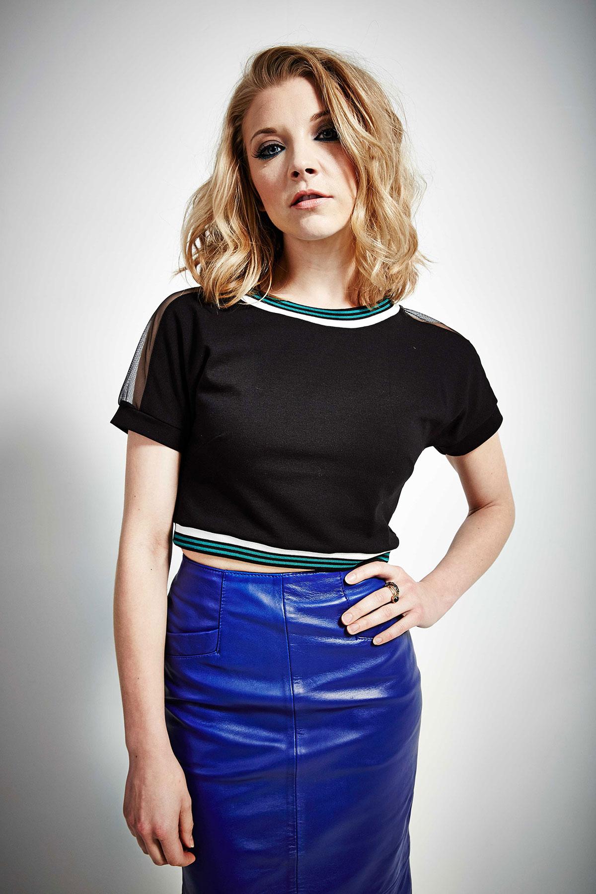 Natalie Dormer - Richard Grassie photoshoot for Radio Times