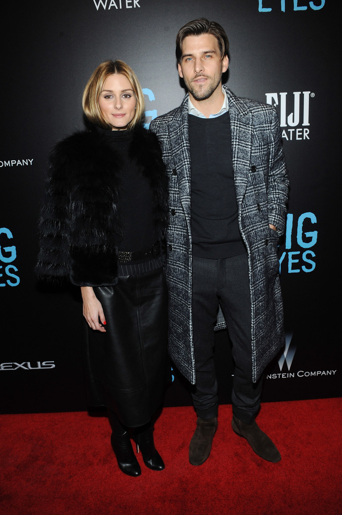 "Olivia Palermo attends the ""Big Eyes"" New York Premiere"