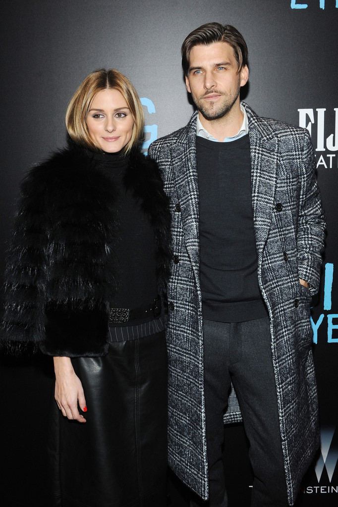 """Olivia Palermo attends the """"Big Eyes"""" New York Premiere"""