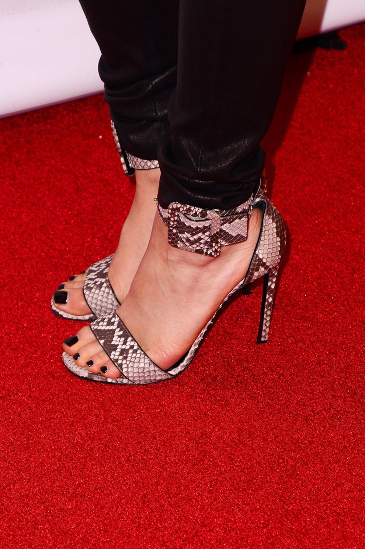 Jessie J attends Z100's Jingle Ball