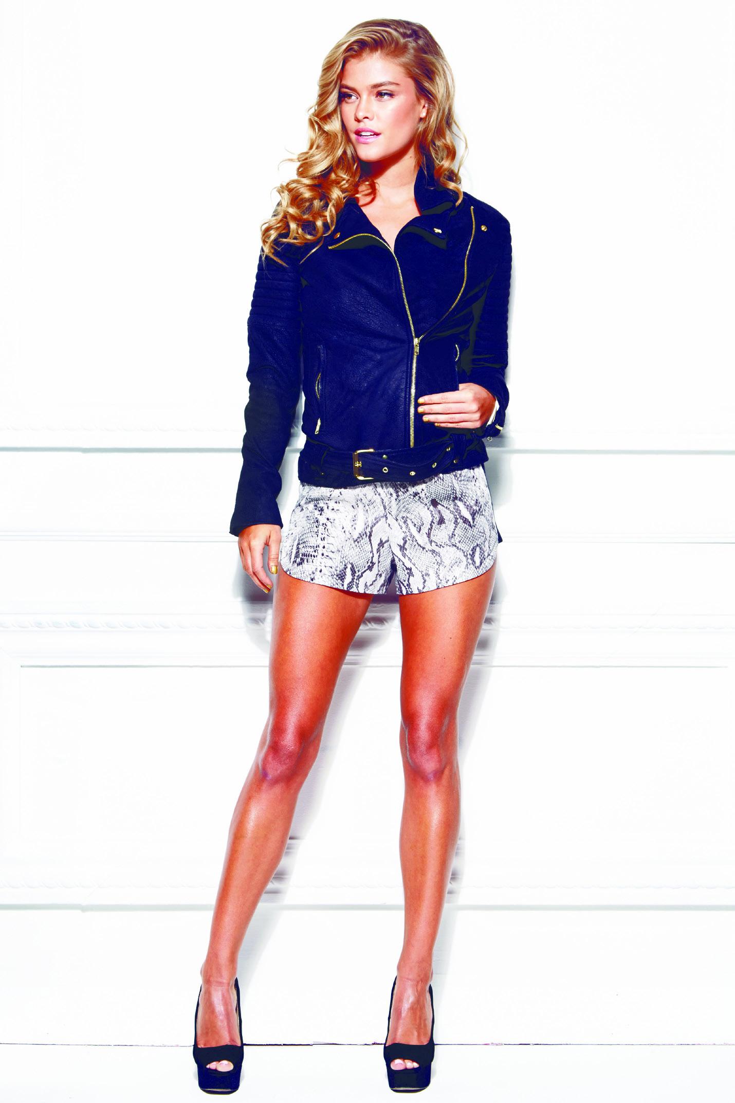 Nina Agdal Lookbook 2015 Spring/Summer