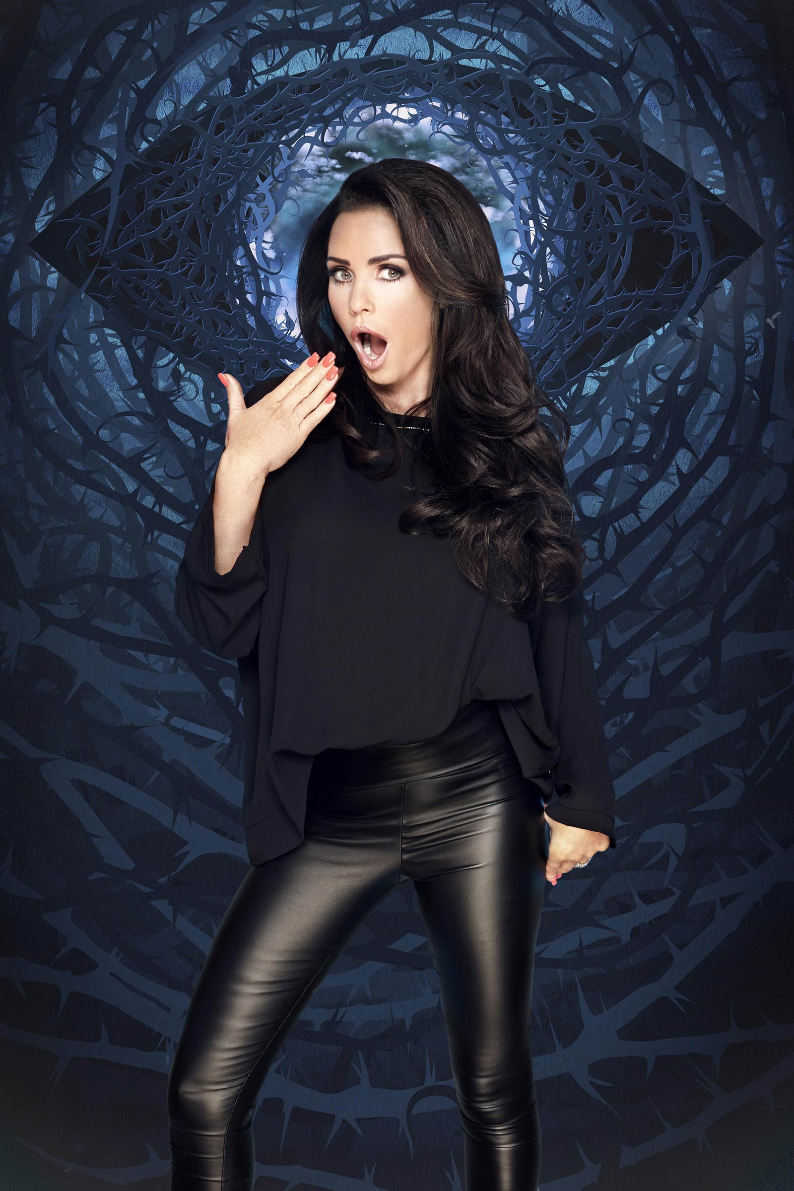 Katie Price Big Brother promos