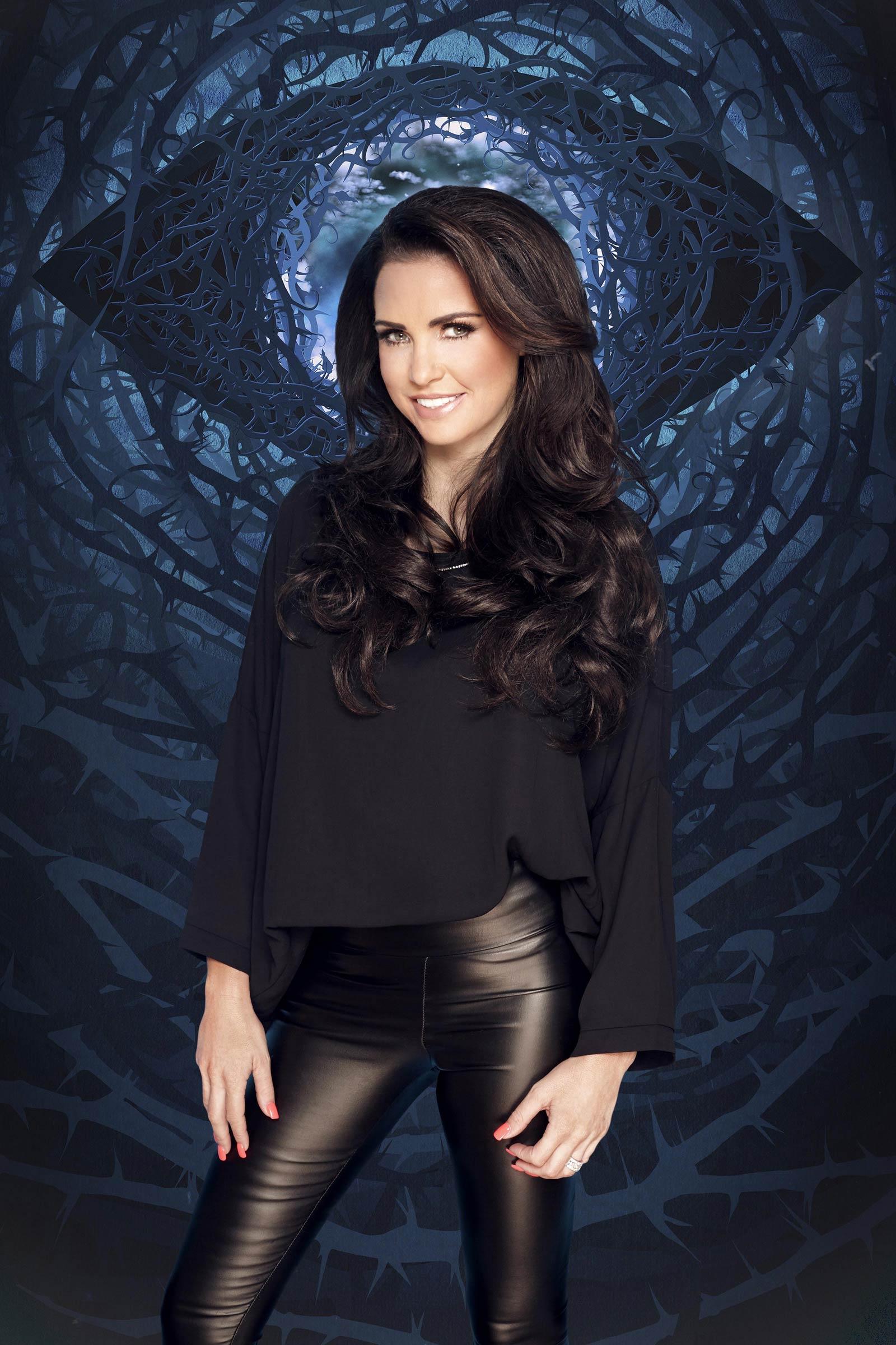 Katie Price Big Brother promos