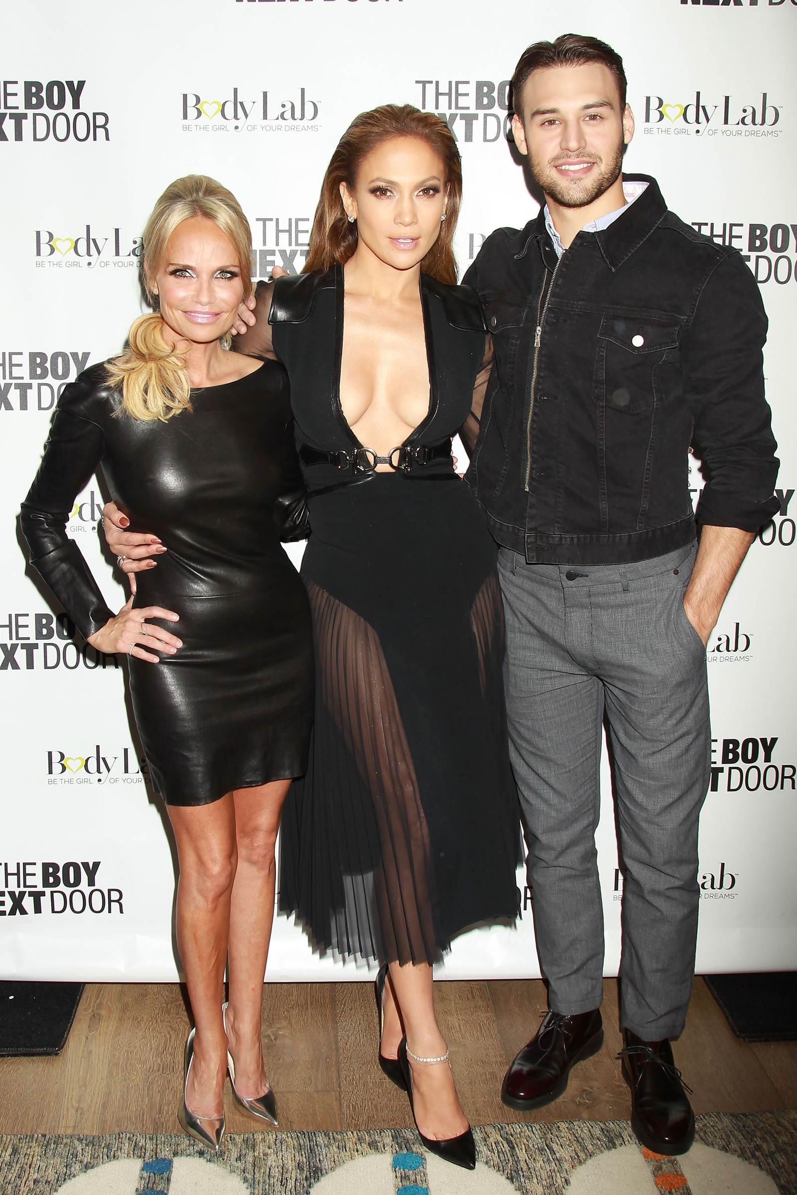 Kristin Chenoweth attends screening of The Boy Next Door