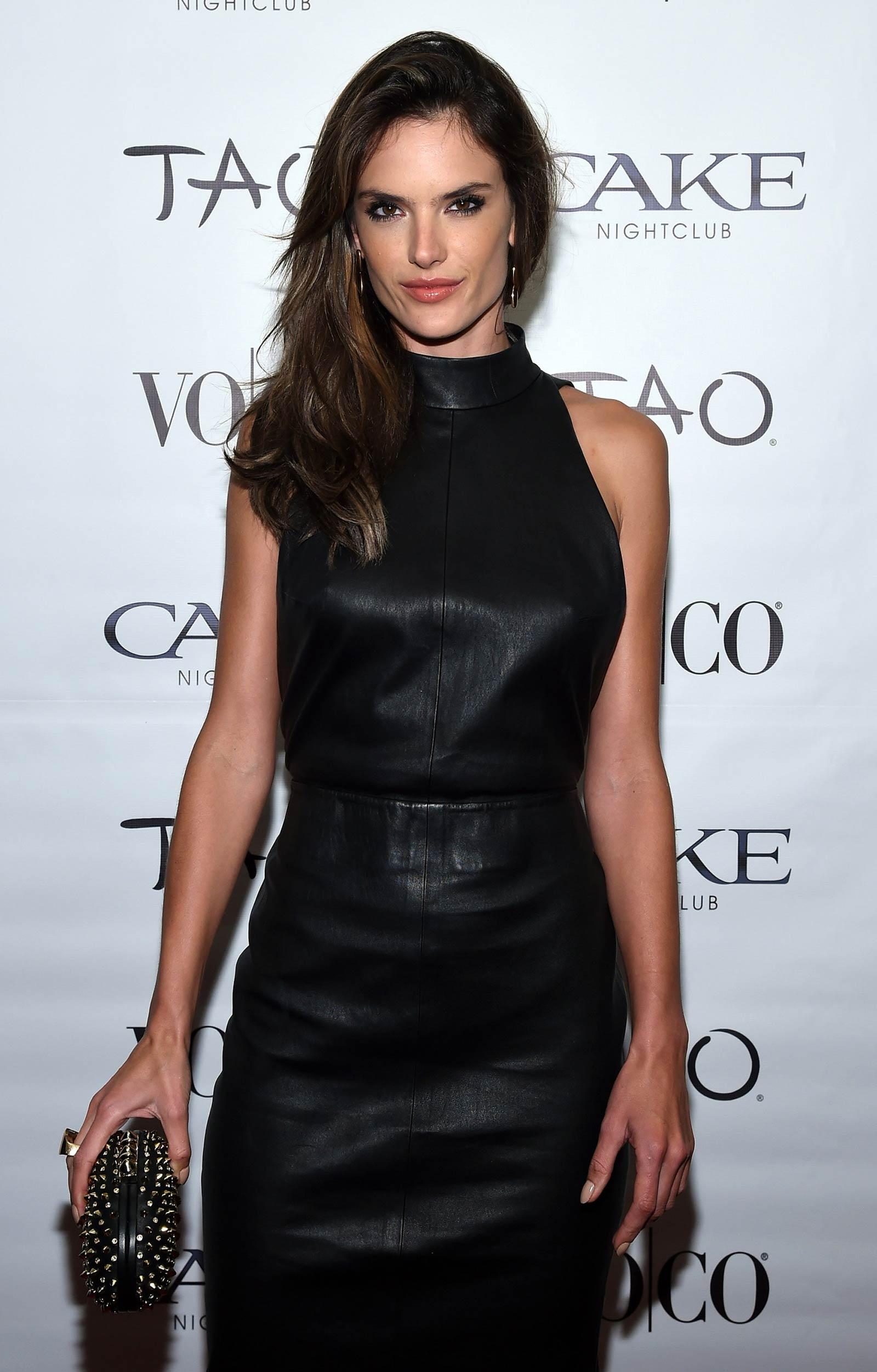Alessandra Ambrosio hosts the VO|CO Vodka Coconut Water party
