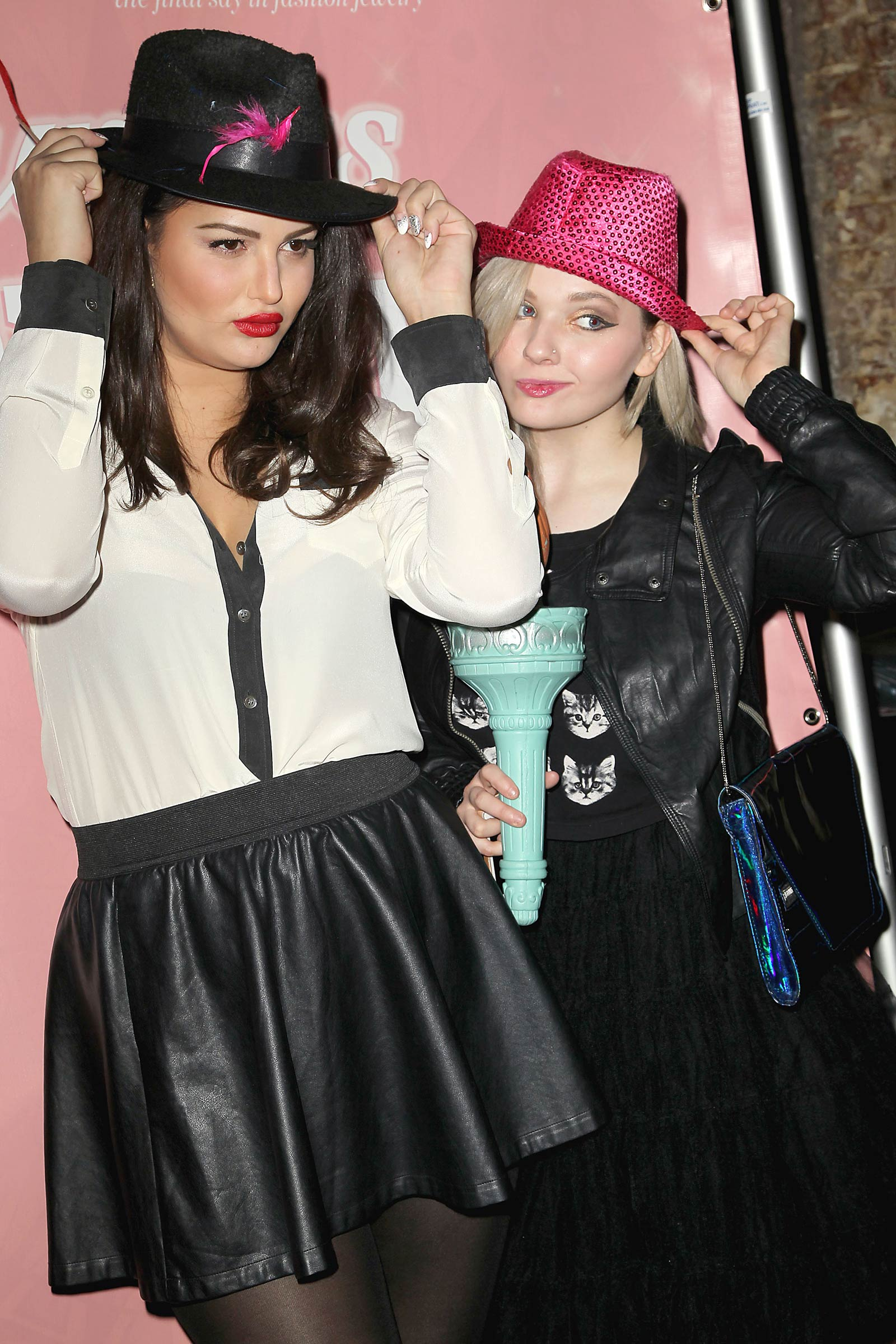 Abigail Breslin attends Benefit Cosmetics And BaubleBar Collaboration Party