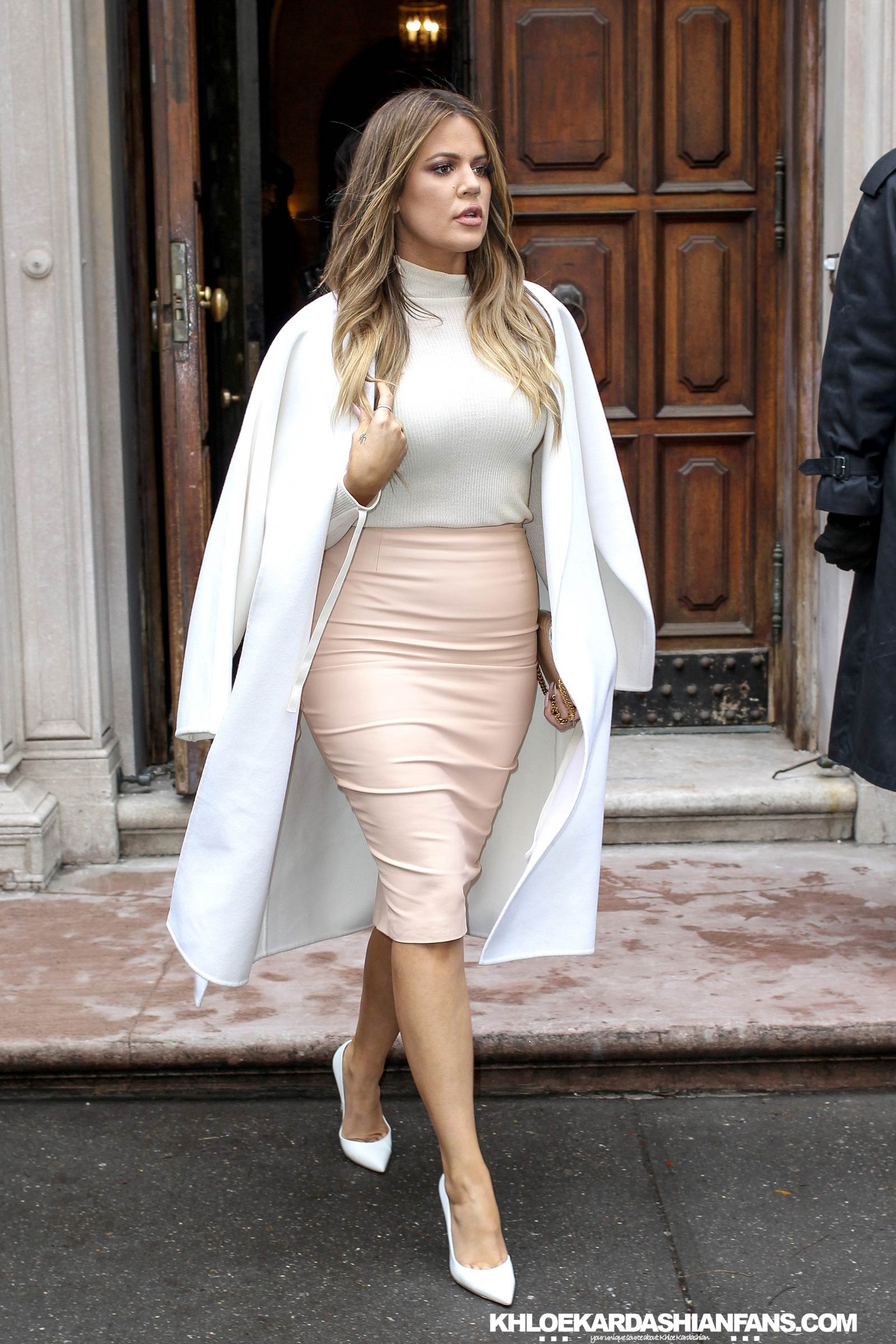 Khloe Kardashian attends Launch Of Kardashian Beauty