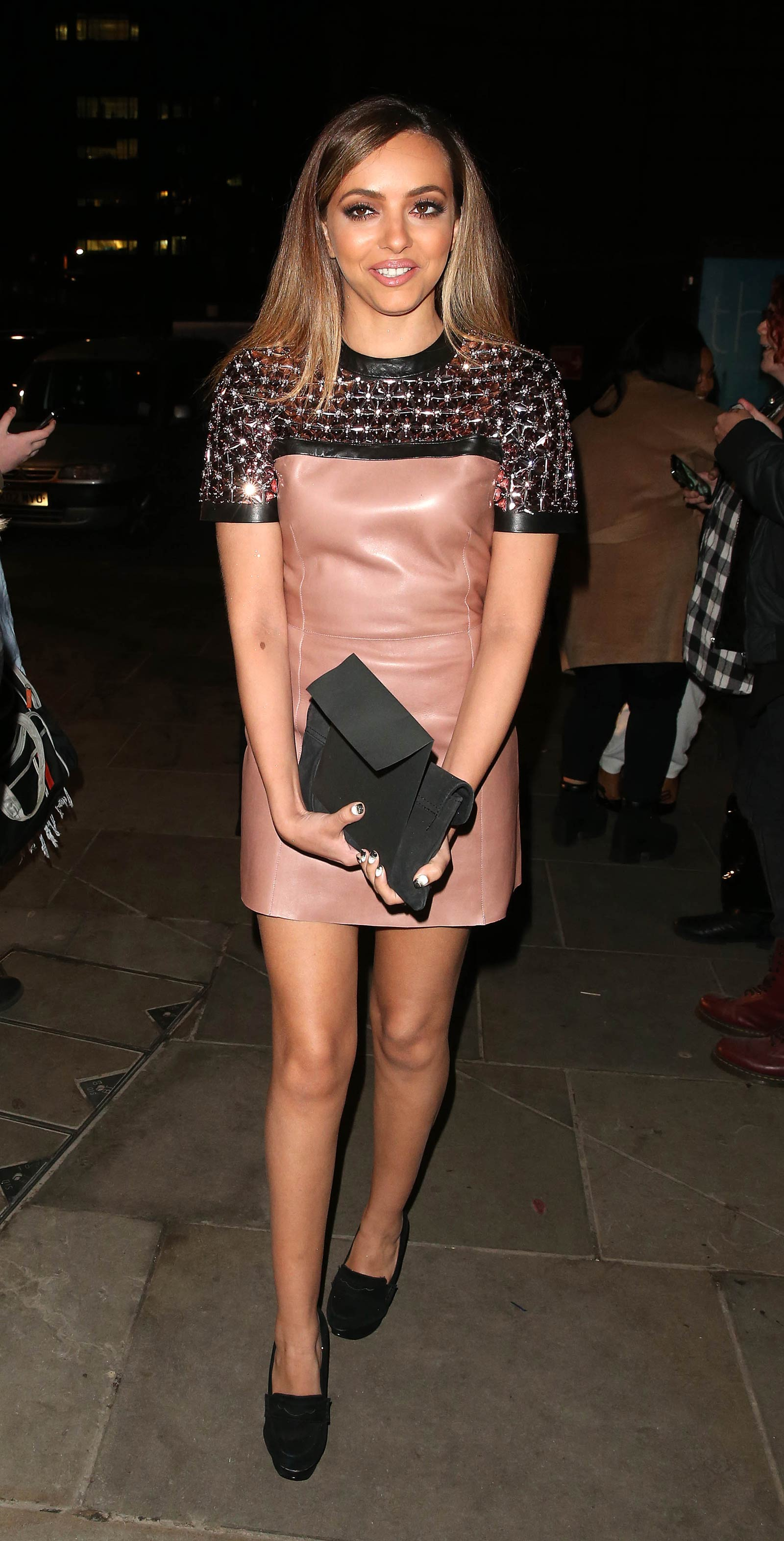Jade Thirlwall attends Brit awards afterparty