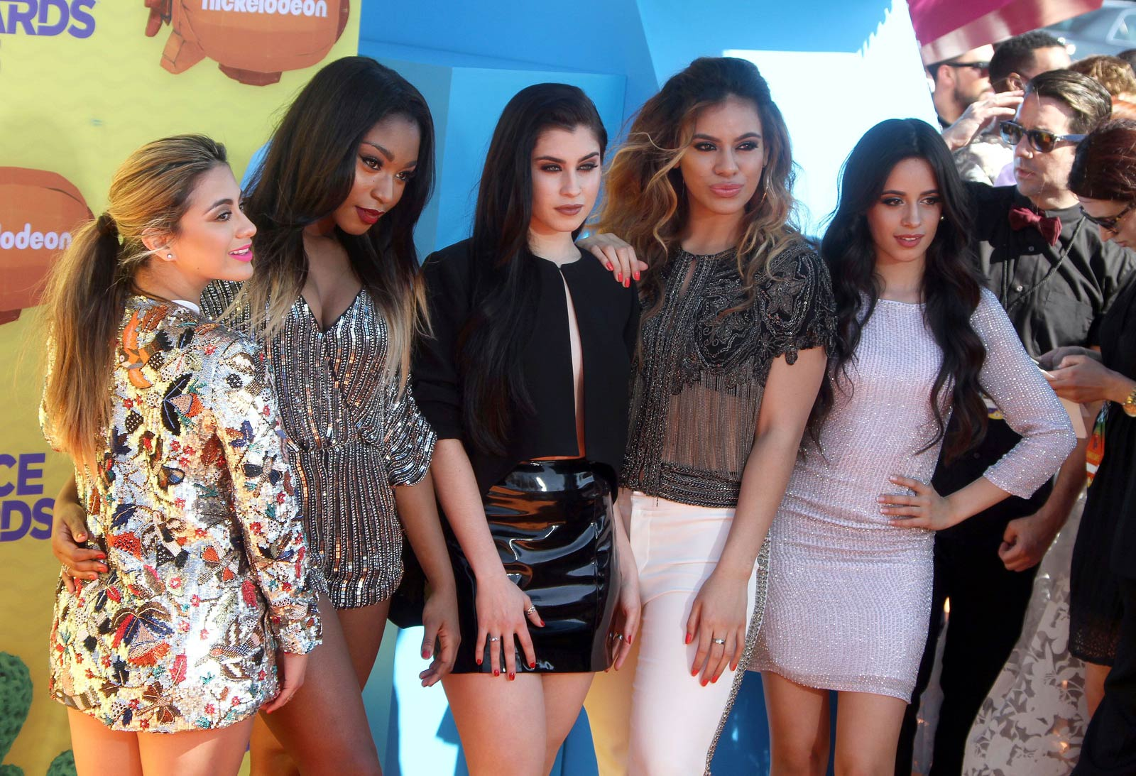 Fifth Harmony at The 28th Annual Kid's Choice Awards