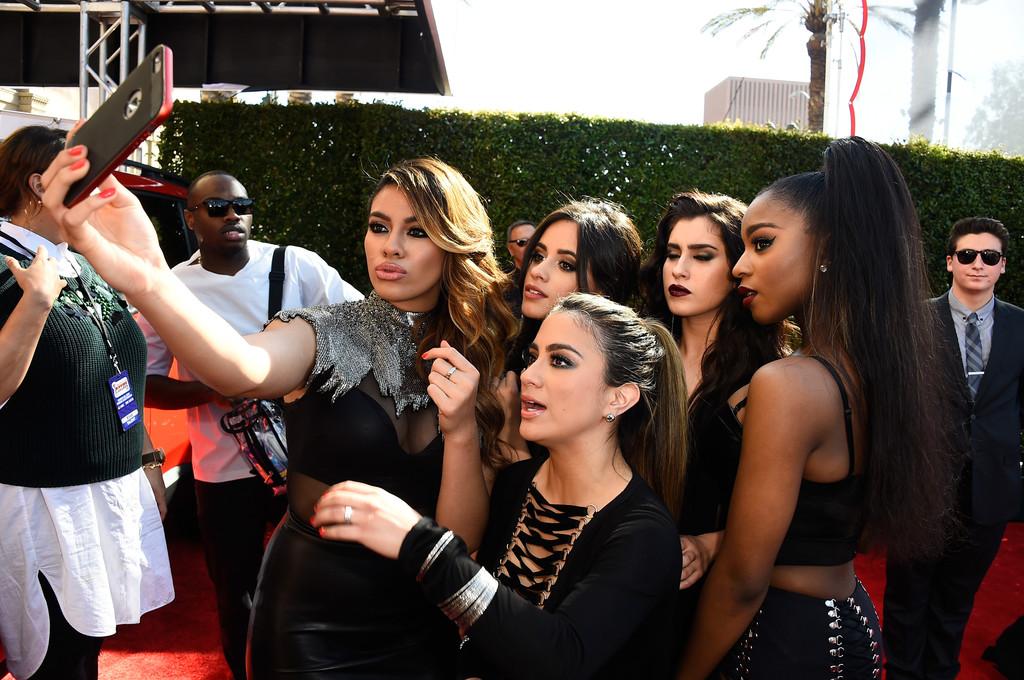 Fifth Harmony 2015 iHeartRadio Music Awards