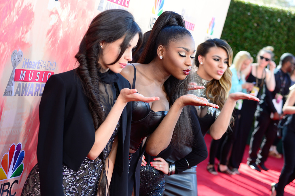 Fifth Harmony 2015 iHeartRadio Music Awards