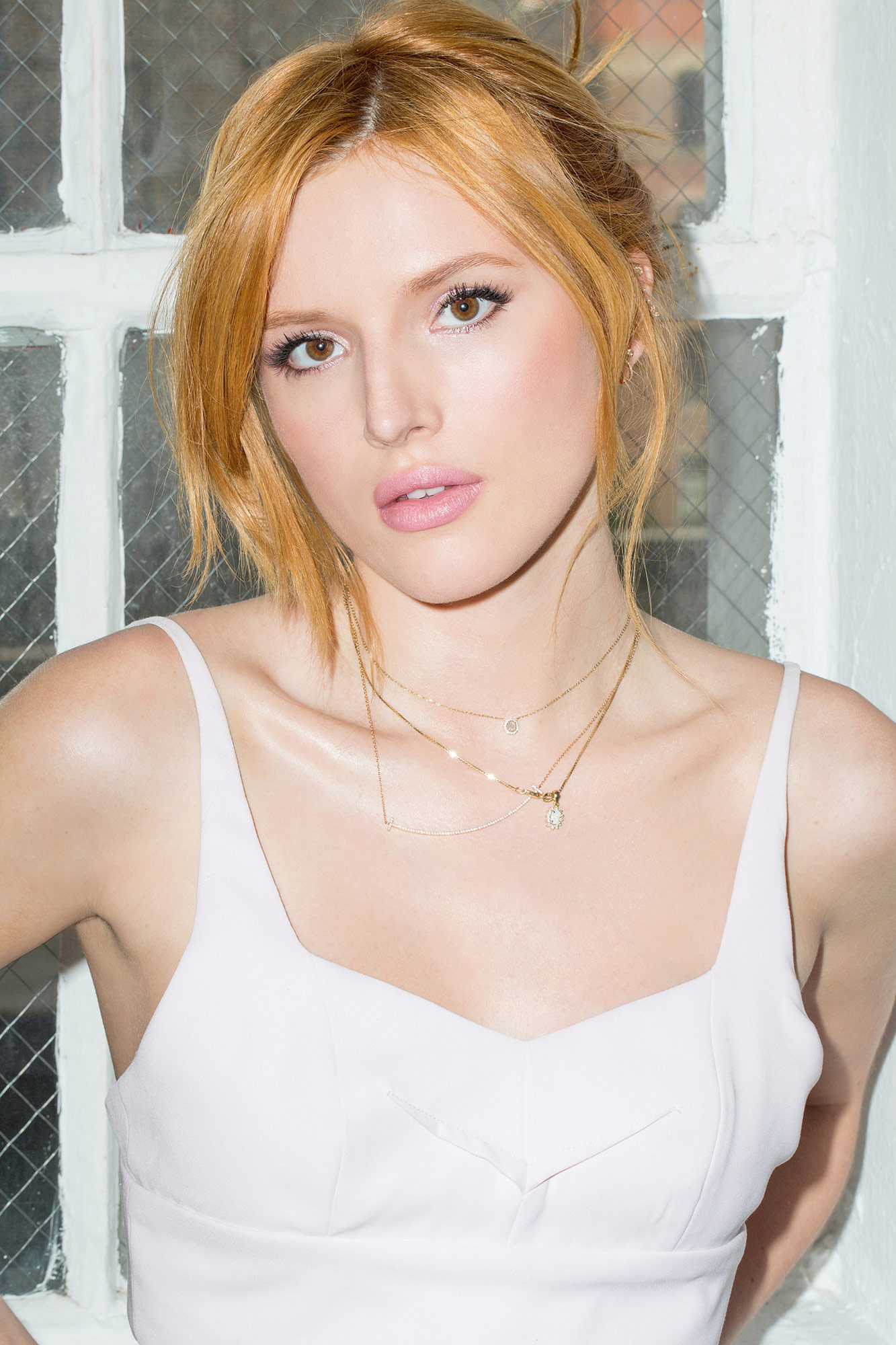 Bella Thorne photoshoot for Yahoo Beauty