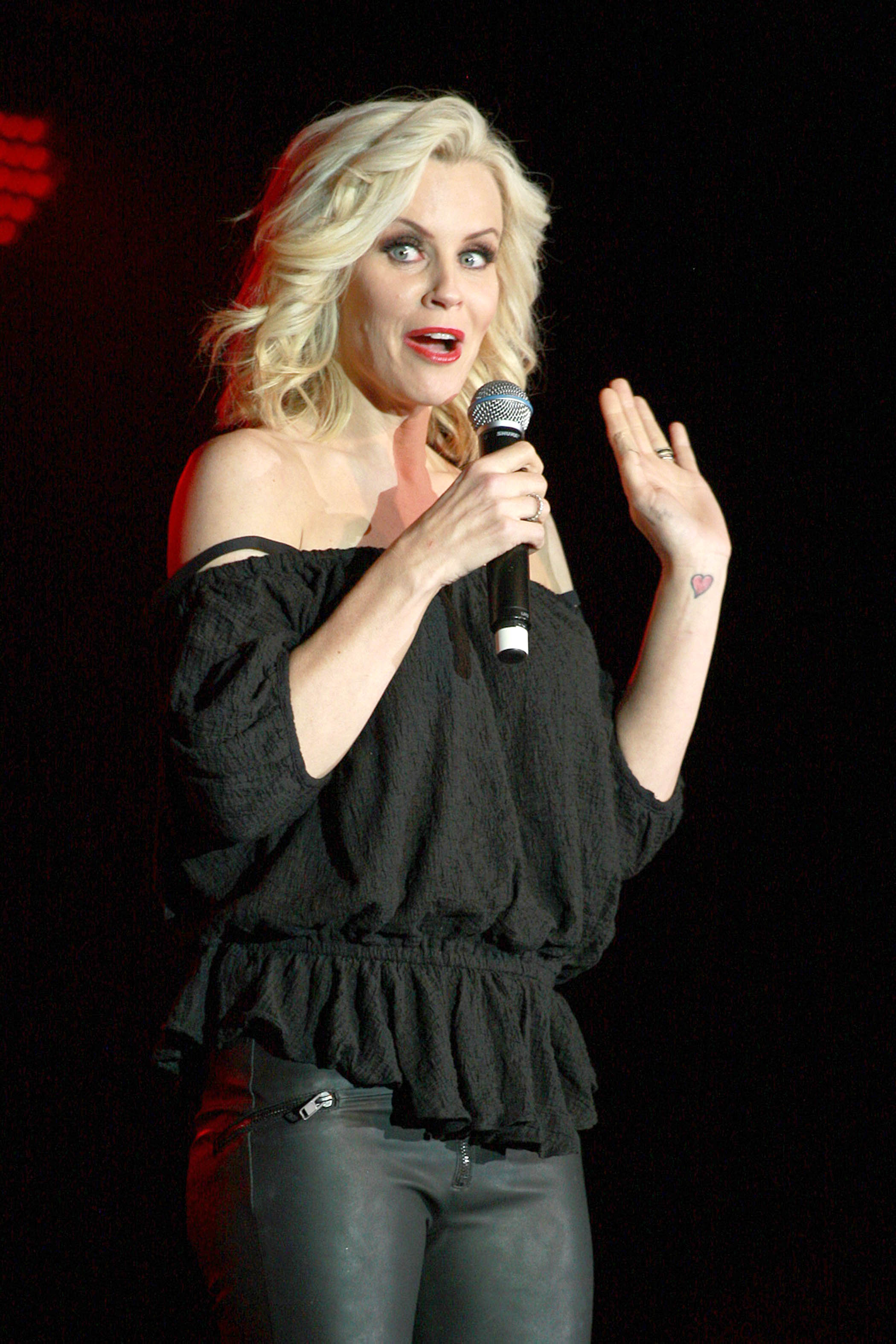 Jenny McCarthy Performing at Valley Forge Casino Resort