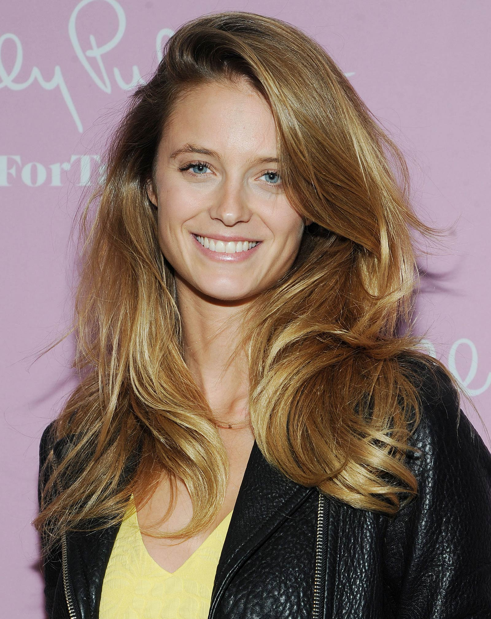 Kate Bock attends Lilly Pulitzer for Target event