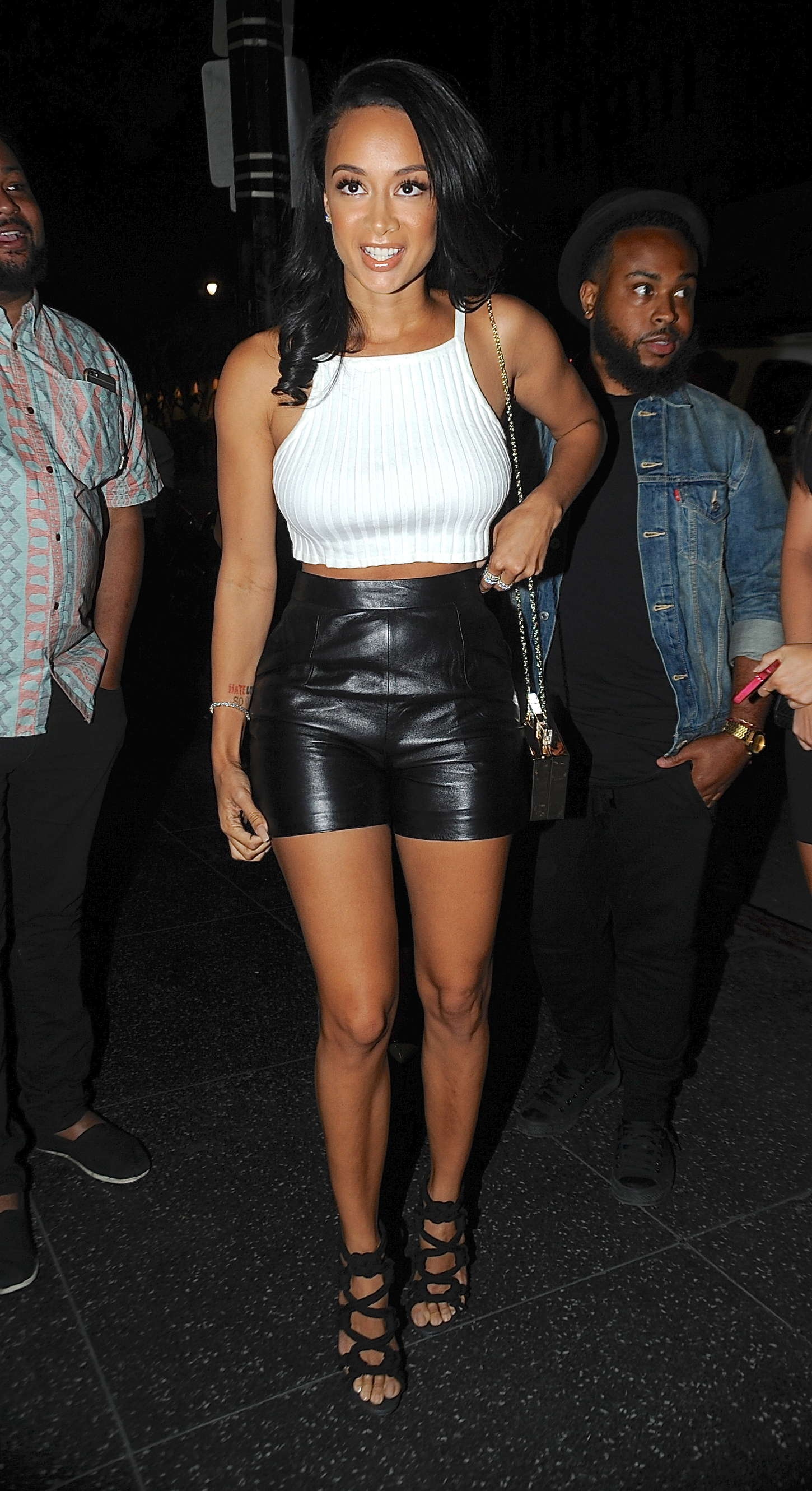 Draya Michele at Supperclub